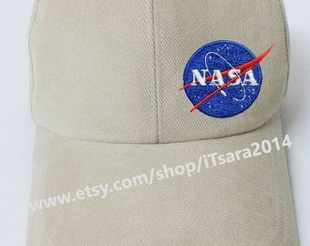 NASA#1 Embroidered Baseball Cap