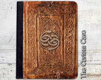 Neverending Story Inspired Ipad Case, Leather Folio Case Ipad 2/3/4 Case, Ipad Air Case, Ipad Mini Case1/2/4