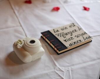 Wedding Guest Book, Photo Album, Photo Album Scrapbook, Photo Album Hens Party, Personalised Photo Album, Custom Color Available