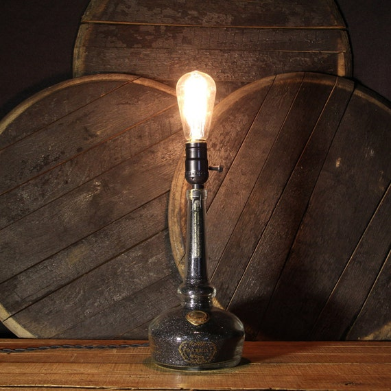 Willett Bourbon Whiskey Lamp, Valentines Day Gift For Men, Valentines Gift For Guys, Present For Him, Perfect Gift For Husband
