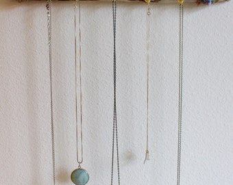Driftwood Jewelry Hanger