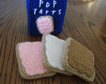 Crochet Poptarts, Made to Order