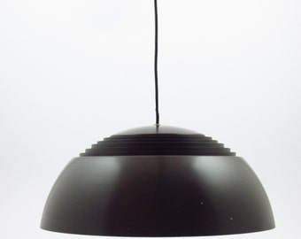 Arne Jacobsen AJ Royal ceiling light, for Scandinavian manufacturer Louis Poulsen, known as AJ Royal Pendant