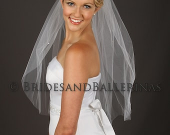 plain veil with rhinestones 1 tier veil waist veil gold tulle veil