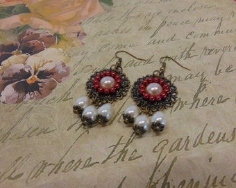 """Lady Isabell"" Earrings"