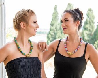 Tribal jewelry, tribal necklace, ethnic jewelry, ethnic necklace, african necklace, african tribal necklace,