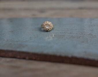 Nest + Sapphire Ring