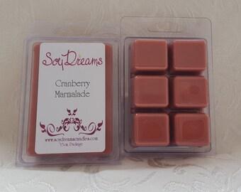 Cranberry Marmalade - Soy Tart Melts