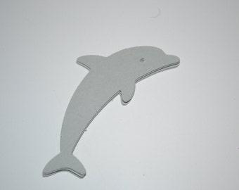 Dolphin/Dolphin Tag/Dolphin Confetti