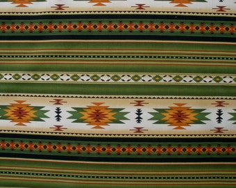 Southwest Blanket Look Quilting Fabric
