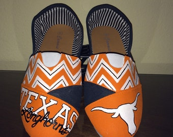Texas Longhorns women's shoes