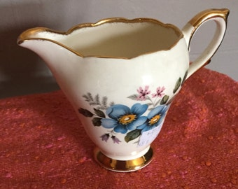 ROYAL ARDALT ENGLISH Bone China Creamer Pitcher.