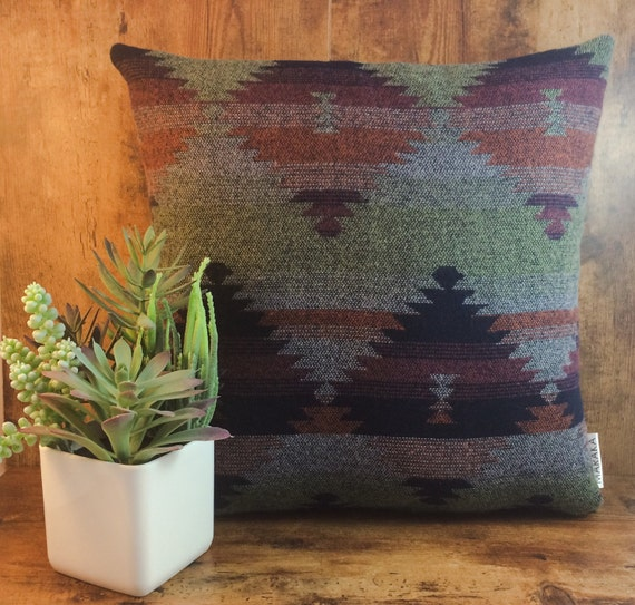 Modern Southwest Pillow : Aztec Pillow Southwest Pillow Accent Pillow Throw Pillow