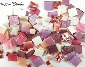 Mosaic Treasure Pots x 130pc - Shabby Chic