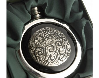 Fish Whiskey Flask