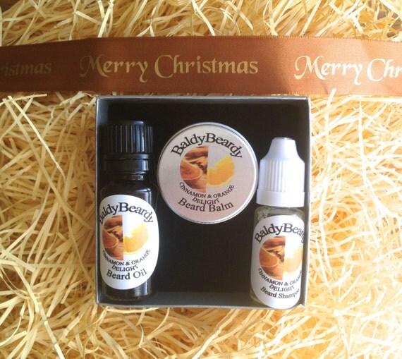 Cinnamon and Orange Delight Gift Box