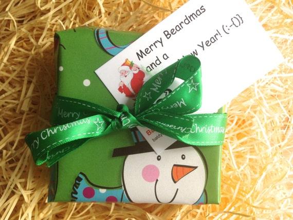 BaldyBeardy Christmas Gift Box