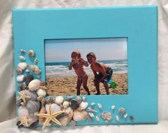 Seashell/Beach Frame