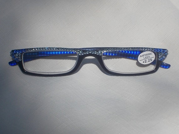 swarovski half reading glasses 2 25 strength low