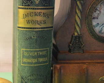 Oliver Twist - 1870 Excelsior Edition
