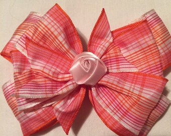 Country Hair Bow