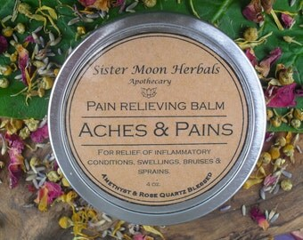 Aches & Pains Balm - Pain Relieving Balm