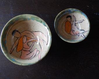 Little Lovers Bowl Set of 2
