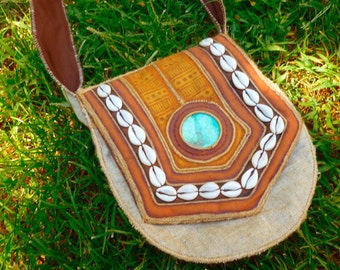 Tribal Gypsy Shoulder Bag Purse