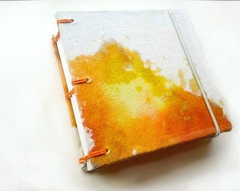 Watercolour sketchbook/ notebook
