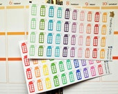 40 Sport Water Bottle Stickers / Water Intake! option to CUSTOMIZE! Perfect for your Erin Condren, Plum Paper, or any other planner!