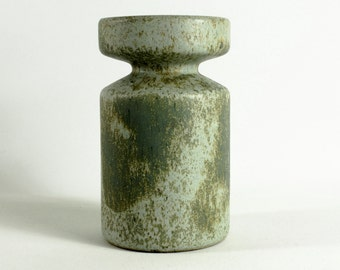 Fine vintage green vase by Otto, Art Pottery, West German Pottery, Mid Century, 60s