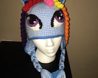 Unicorn Pony Hat