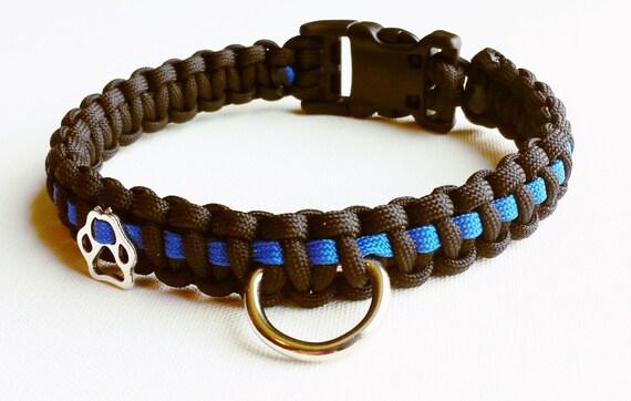 Custom Police Dog Collars
