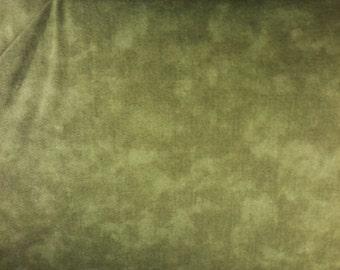 Moda  9881 15. Olive greens marbled