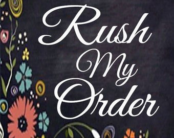RUSH ORDER~Personalized Baby Blanket~Personalized Baby Outfit