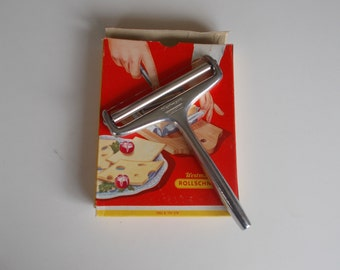 Vintage Westmark Rollschnitt rolling cheese slicer 1960's made in Germany