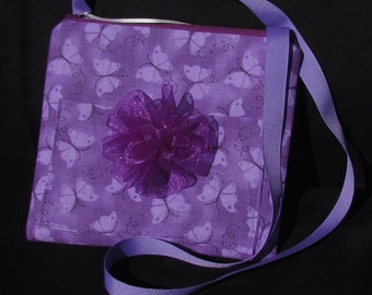 Little girl cross body bag