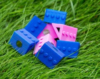 3D Printed Lego Mini Figure Fridge Magnet