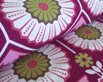 Sunflower Berry Joel Dewberry Modern Meadow Fabric