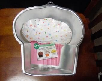wilton cupcake pan instructions