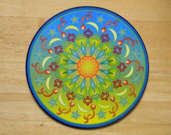 """8"""" Mandala - """"Harmony"""""""