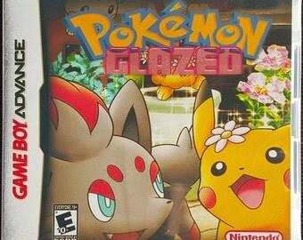 Custom Pokemon Rom Hacks, Pokemon Glazed