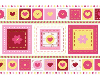 Everyday Love - 'Chequered Floral' - Everyday - Greetings Card