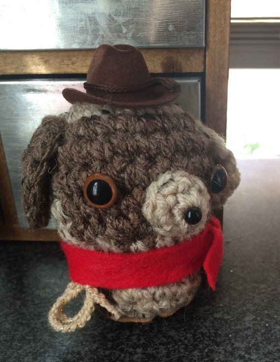 Amigurumi Cowboy Hat : FREE Shipping in USA coupon code is FREE10. animal by ...