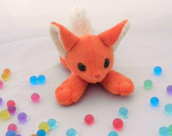 Orange Plush Cat, Toy Stuffed Kitty