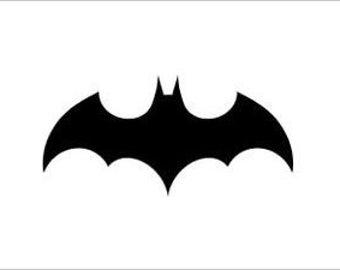 batman sticker decal