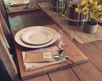 Wood Placemats