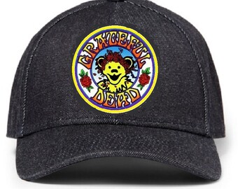 Grateful Dead Jerry Garcia Baseball Hat #106