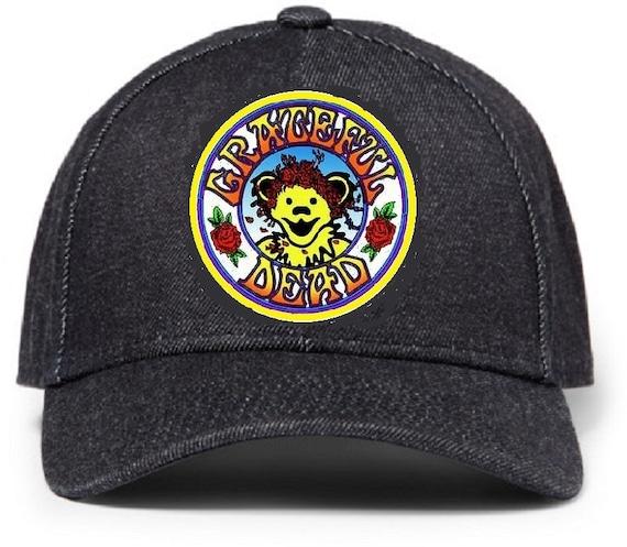 grateful dead jerry garcia baseball hat 106