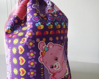 Care Bears Draw String Bag